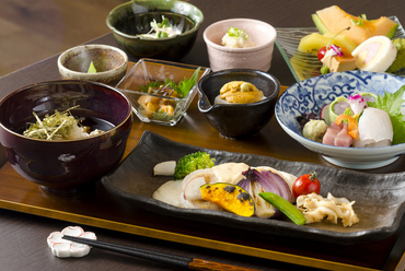 大切な人と美味しい和食を楽しく選んで作る、二人の大切な思い出