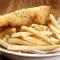 沼津港直送の珍しい魚を使った『深海魚のフィッシュアンドチップス』