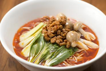 TVの有名グルメ番組にも登場した『タンタン麺』