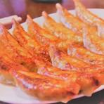 プリプリの海老と餃子がベストマッチ!海の香りがお口いっぱいに広がります!