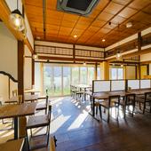 古民家に新たな命を吹き込む、日本人ならではの感性