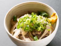 お酒をキュッといただきながら食べたい。料理人が手間暇かけた成田家名物、至極の一品『鳥酢』