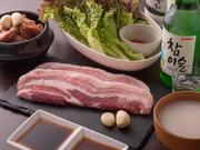 韓国家庭料理の店 百済