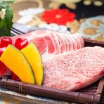 全国から取り寄せた鮮魚やお野菜だけでなく、沖縄県産の和牛もメニューに取り入れているそうです。県産だからこそ提供できる鮮度の高さが自慢で、お肉本来の旨味や甘みを活かした調理法にも注目。