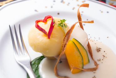 野菜の甘みと濃厚なチーズが絶妙なバランス『じゃがいもチーズ』