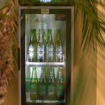 ハンバーグを豪快に楽しむなら、お酒ももちろん欠かせません。ここでは、沖縄で有名なオリオンビールをはじめ外国人の方にも好評な、ウィスキーとコーラで楽しむ『ジャック&コーク』なども提供しています。