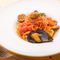 魚介の旨みがギュッと凝縮した『贅沢魚介のペスカトーレ・ロッソ』