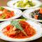 イタリアンならではの、ピッツァ・パスタ・ニョッキの料理
