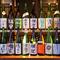 47都道府県の地酒を100種類以上