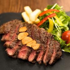 A5ランク和牛ステーキ炙り焼き
