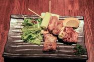 イベリコ豚の串焼(二本)