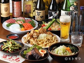 麺'ズ冨士山セレオ甲府店の料理・店内の画像2
