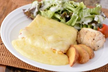 チーズ好きをもうならせる濃厚な『チーズフレンチトースト』