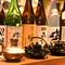 料理はもちろん、お酒も主役級の銘酒揃いで、充実のラインナップ