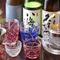 四季折々の山海の幸に、きれいに寄り添う日本酒を選りすぐり