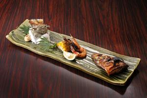 高級魚を自家製西京みそで香ばしく仕上げ『ノドグロの西京焼き』