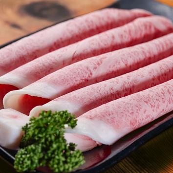 <特上肉も海鮮も>豪華7000円コース