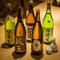 厳選した宮城県と山形県の地酒をご用意