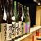 日本酒は、飲み比べに最適な60mlと1合サイズから選択