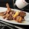 甘みのある肉汁たっぷり!『神奈川産ブランド豚のグリルミスト』