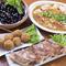しじみの味わいをバリエーション豊かに。『しじみ餃子』『しじみボール揚げ』『しじみ麻婆豆腐』