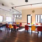 GWやお盆休み以外は、店内混雑することがほとんど無く!ゆっくりとしたカフェを過ごして頂けます。