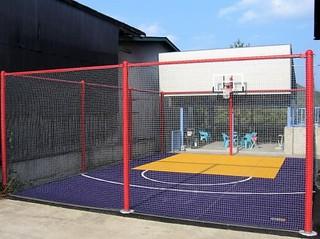 ミニバスケットボールコート