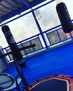 キックボクシング&フィットネススペース