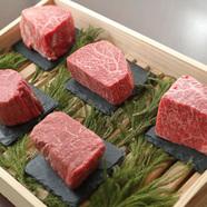 肉本来の味わいが楽しめる『A5和牛 雌牛の塊肉』