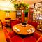 本格的な上海・四川料理を堪能できる落ち着いた空間