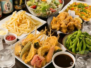 アジアンレストラン マスターシェフキッチンの料理・店内の画像1