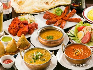 アジアンレストラン マスターシェフキッチンの料理・店内の画像2