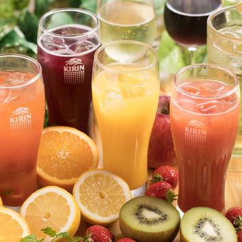 【1日限定5組】2H飲放『吟コース』肉と魚が揃ったプラン〈7品〉