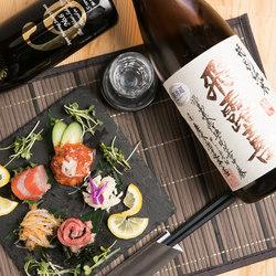 全国から仕入れる新鮮な海鮮を堪能できるプラン♪『鮮魚のお造り4種盛り』をはじめ、とにかく魚・魚・魚!