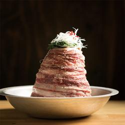 全国から仕入れる新鮮な海鮮と絶妙な肉の旨みを楽しめる当店人気のコース♪