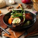 ●牛タンブロックステーキ