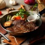●サーロインハーフポンドステーキ