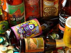 こちらのプランは日本&世界のクラフト瓶ビールも飲み放題になるスペシャルプランとなっております◎