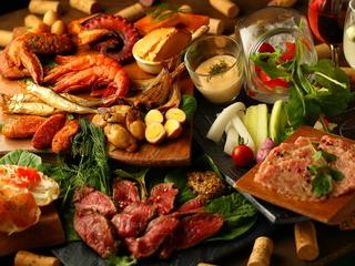 ●肉をメインに極上の逸品をお楽しみください●