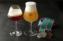 無農薬ホップを使い、レストラン内で醸造する、飯能初の地ビール『クラフトビール』