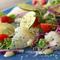 旬の食材を使った料理で季節を感じる。サラダや魚介で楽しんで