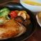 山ごはんの定番『彩り野菜のビーフカレー』