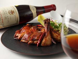 これぞ本場の味! 骨付きでつくる本格派の油淋鶏『鶏肉の唐揚げ 特製香味ソース』