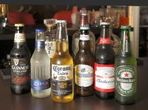 ワイン、ビール、日本酒などドリンクが豊富