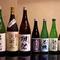 和食の魅力を一層引き出す、日本各地の名蔵元の純米吟醸や純米酒
