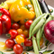 契約農家で栽培されたイタリア野菜が絶品!