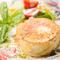 アツアツ!の『パリッと丸ごと内子のカマンベールチーズのオーブン焼』