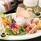 前菜にぴったりな『とりあえずのアンティパストミスト~愛媛の食材とイタリア食材の前菜盛合わせ~』