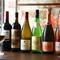 ソムリエ監修のワインメニューは料理との相性も抜群