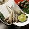 焼きサンマ寿司